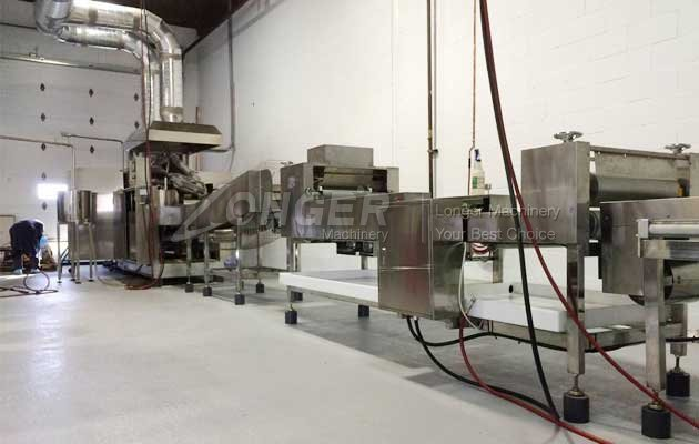 Wafer Biscuit Machine Production Line Small Scale